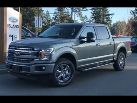 2020 Ford F-150 XLT 301A 3.5L SuperCrew Review| Island Ford