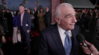 Netflix's The Irishman LA Premiere Cast & Crew Soundbites || #SocialNews.XYZ