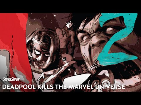 DEADPOOL Kills The Marvel Universe | Episode 02 | Marvel Comics In Hindi
