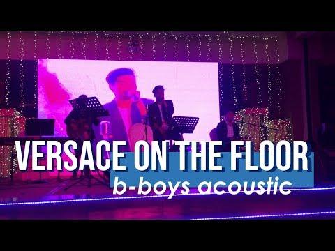 versace on the floor (B-BOYS cover)
