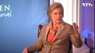 Хиллари Клинтон назвала тех, кто виновен в ее поражении на выбора