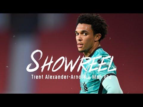 Showreel: Trent's dominant display against Man Utd at Old Trafford
