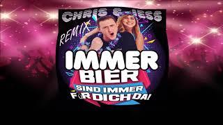 Gambar cover Chris & Jess - Bier sind immer für dich da! (DJ Mix) (Lyric Video)