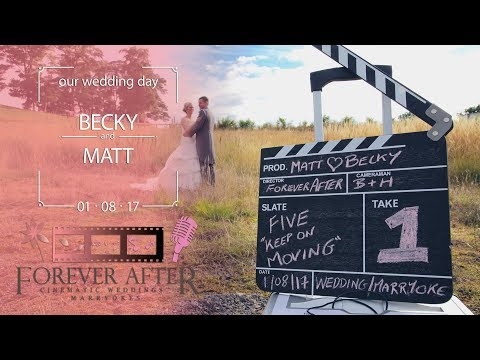 Matt & Becky - 'Keep On Moving' Marryoke