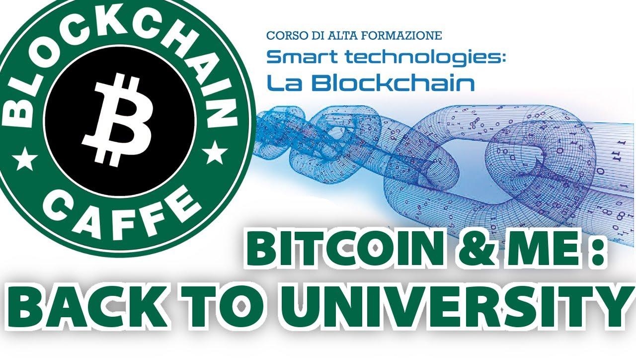 Takamaka: la tecnologia Blockchain entra all'università