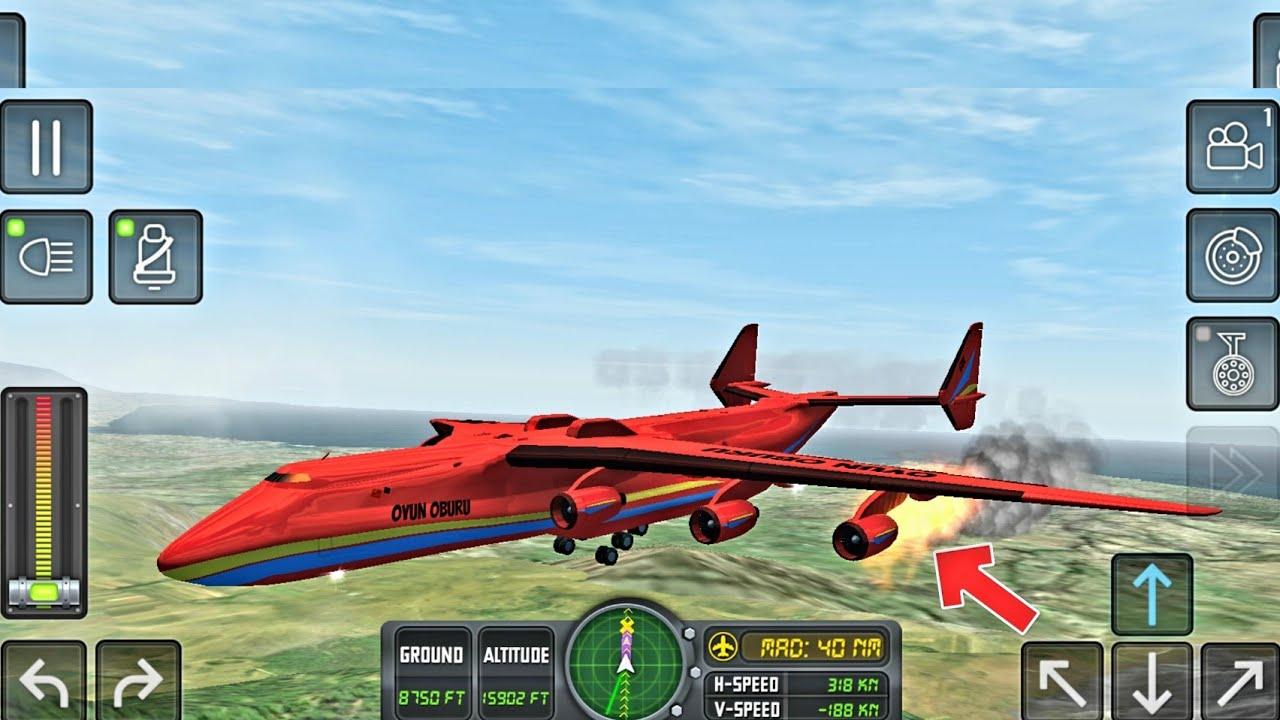 Flight Sim 2018 || Uçak Simülasyonu || Oyunlar FHD #122 ...