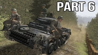 Call of Duty 2 Gameplay Walkthrough Part 6 - German Campaign - Battle of France