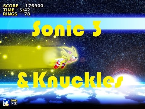 Sonic 3 & Knuckles - Final Boss (Extended Theme Song)