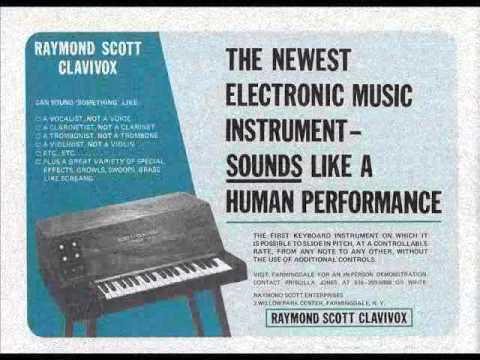 Raymond scott domino