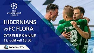 UEFA Meistrite liiga 1. eelringi korduskohtumine: Hibernians FC (MLT) - FC Flora