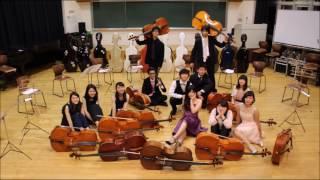 Arrange 岩城 直也 Naoya Iwaki #ChickCorea #Spain #Cello 2016.12.22 ...
