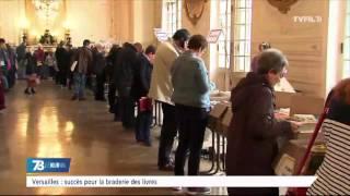 """Culture : opération """"désherbage"""" à Versailles"""