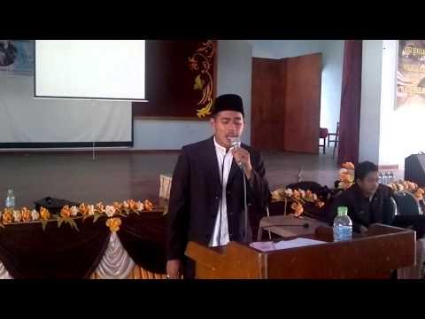 SMK Muadzam Shah [Laungan Azan Imam Muda Nuri Ali]