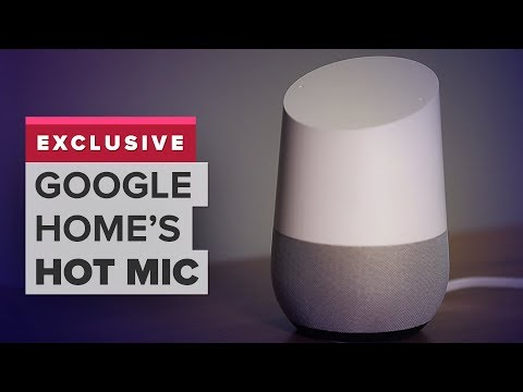 Google's new hot mic feature