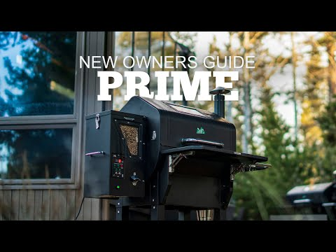 Green Mountain Grills | Prime Owners Guide