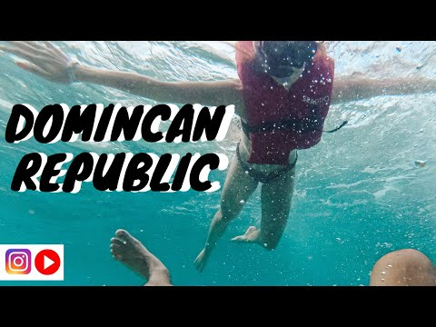 DOMINICAN REPUBLIC PUNTA CANA- Beautiful Travel Destination