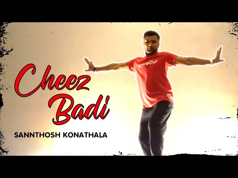 Cheez Badi | Udit Narayan, Neha Kakkar | SK Choreography