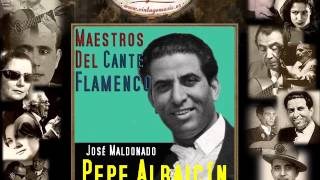 Pepe Albaicín - Yo No Le Temo a la Muerte (Seguiriyas) (Flamenco Masters)