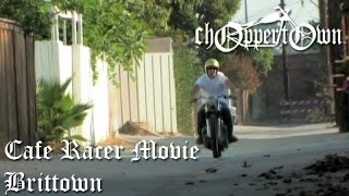 Cafe Racer Movie - Brittown (watch online free - first ten minutes!) Vintage Style and Speed
