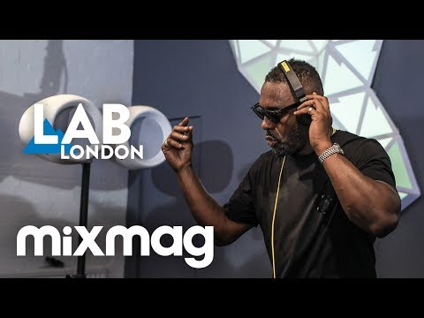 IDRIS ELBA in THE Lab LDN   [Creamfields Takeover]