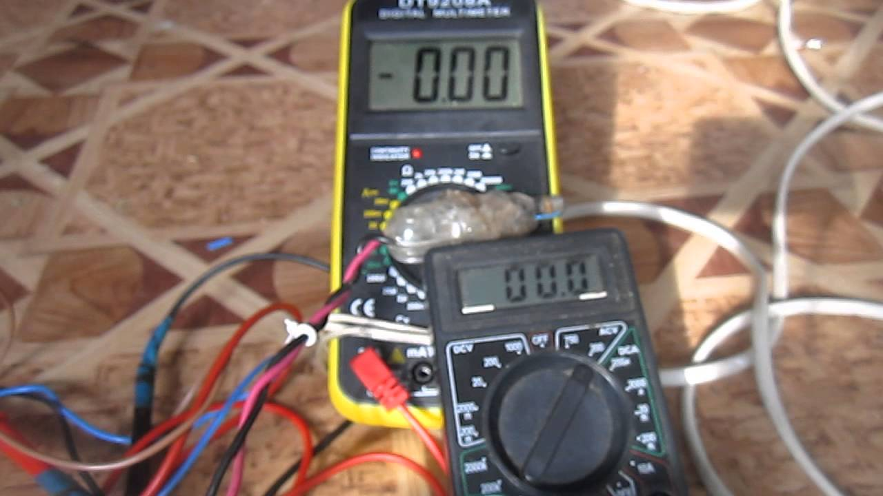 Самодельный генератор для ветряка 12 неодимовых магнитов - YouTube