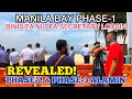 MANILA BAY PHASE-2 & PHASE-3 BEACH NOURISHMENT ALAMIN!
