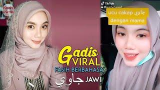 Menarik! Gadis Viral Berkomunikasi Dalam 'Bahasa' Jawi