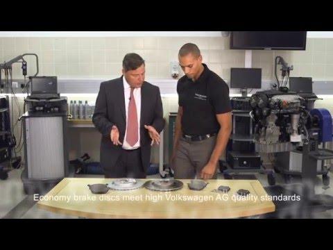 Volkswagen Genuine Parts v Economy Parts