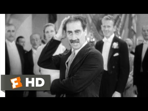 Duck Soup (2/10) Movie CLIP - The Laws of My Administration (1933) HD