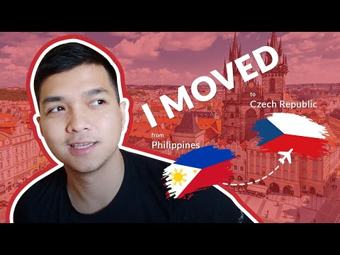 16 things that surprised me after moving to Czech Republic from the Philippines