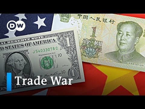 Trade war: Is China manipulating the Yuan? | DW News