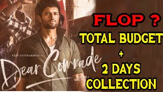 Dear Comrade Total Budget and Box Office Collection | Hit or Flop