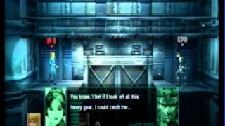 Snake Codec Call (Zero Suit Samus)