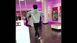 This wiggle walk gone viral. #JayWalk #JayWalkChallenge.