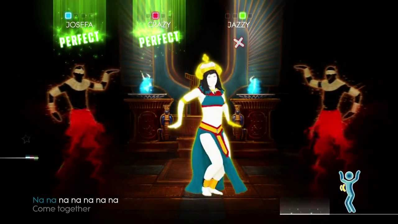 Just Dance 2014 Wii U Gameplay - Gwen Stefani: Rich Girl