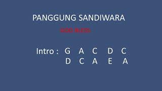 Panggung Sandiwara (Ahmad Albar) - Lirik lagu dan Chord Gitar