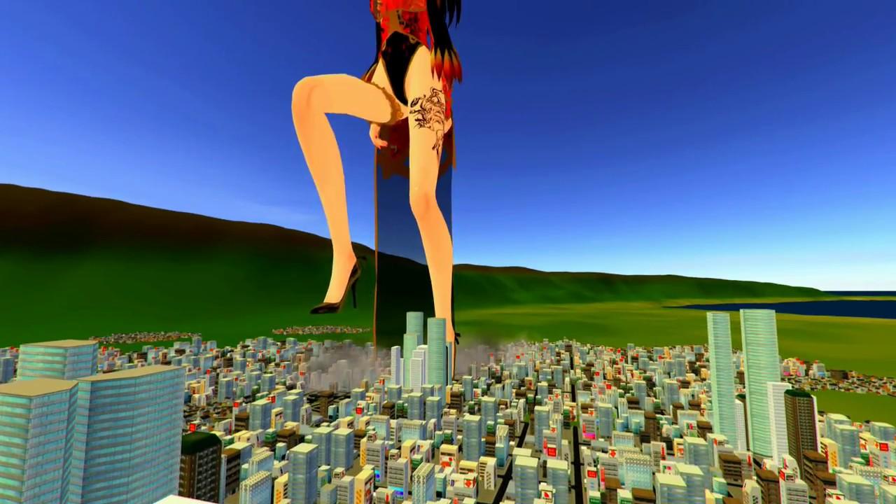 Giantess gameplay by gtsl