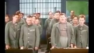 Laurel & Hardy Attend Prison-School