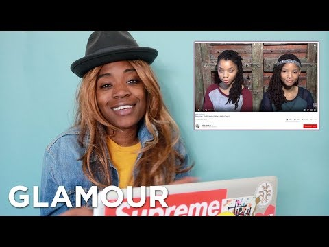 Beyonce Watches Fan Covers On YouTube | Glamour