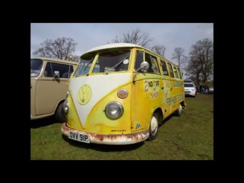 Stanford Hall VW Show Photo Reel 2016