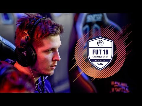 FIFA 18 - FUT Champions Cup Manchester - Round of 16