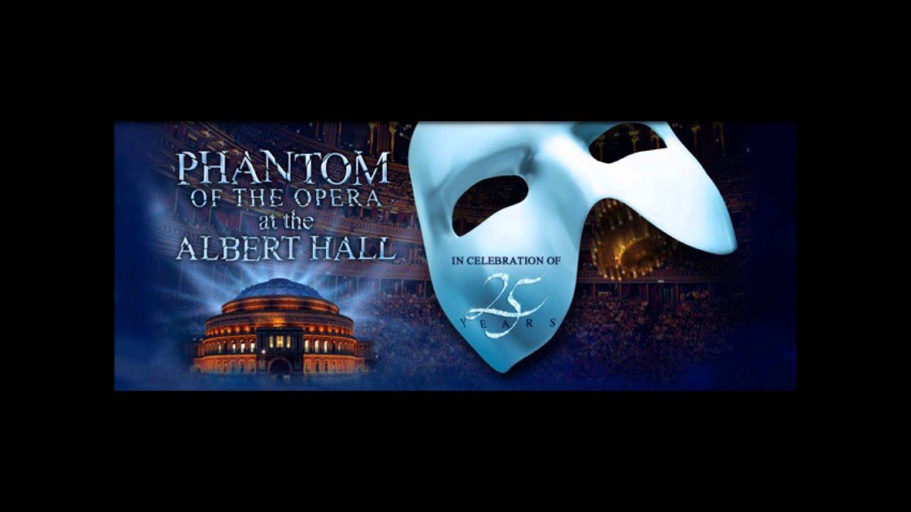Phantom Of The Opera Soundtrack
