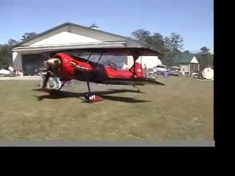Pitts Model 12- The Beast -Full Scale