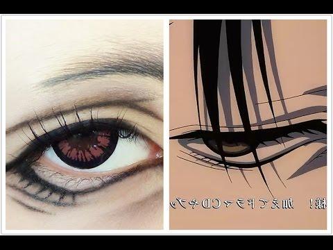 Tutorial Anime Eye Makeup 75 Cosplay Video Fanpop