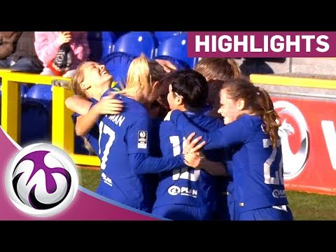 Chelsea 1 - 0 Everton | Incredible Andersson Winner in Dying Minutes! | FA WSL Official Highlights