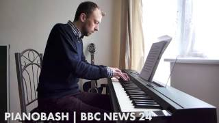 BBC News 24 | Pianobash