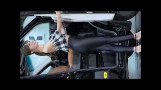 4K 레이싱모델 '선우' 레깅스レギンス  Model S…