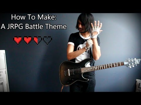 How To: Make a JRPG/Anime Battle Theme in 5 Min or Less (+ Full Song at the End) || Shady Cicada