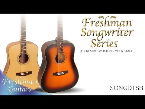 Songwriter Series - SONGDTSB Overview - Freshman Guitars