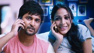 Nani Best Movie Interesting SCene With Lavanya Tripathi | Telugu Movie | Vendithera